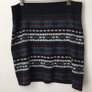 Dresses & Skirts - Sweater Mini Skirt